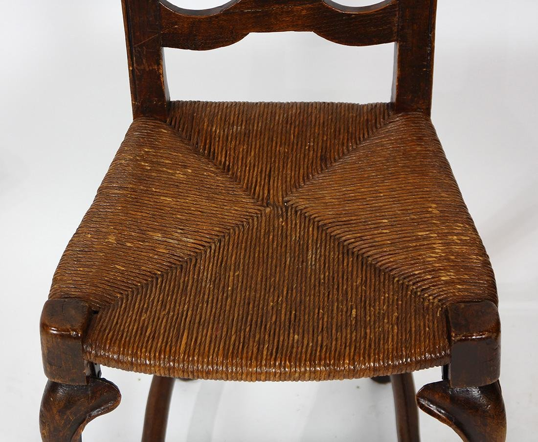 Provincial side chairs - 3