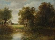 Painting, Joseph Thors
