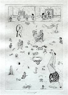 Print, Jim Nutt