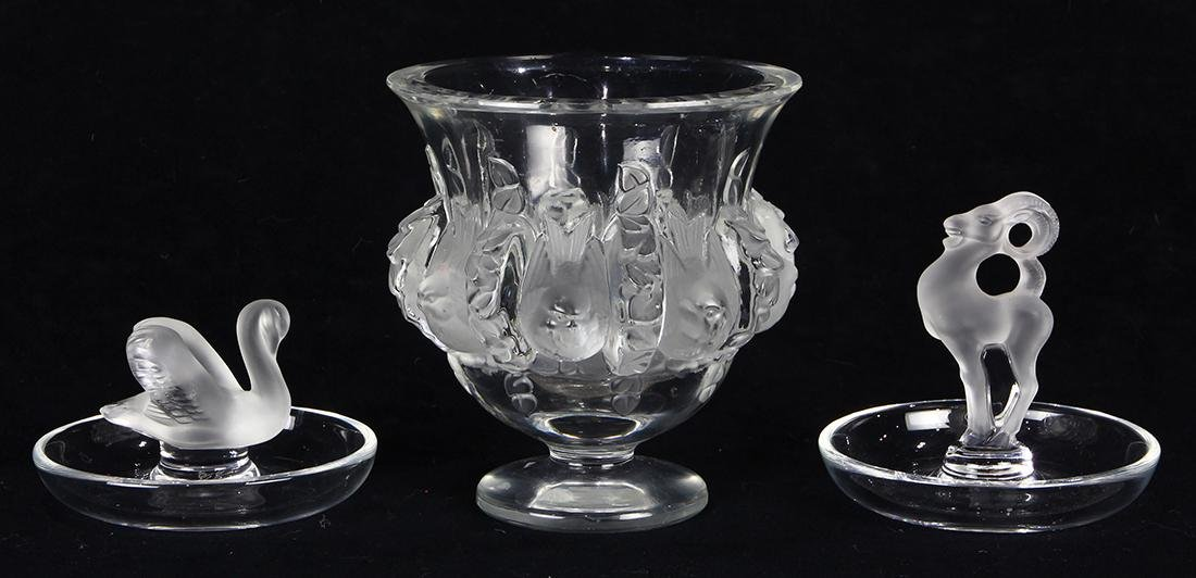 Lalique crystal group