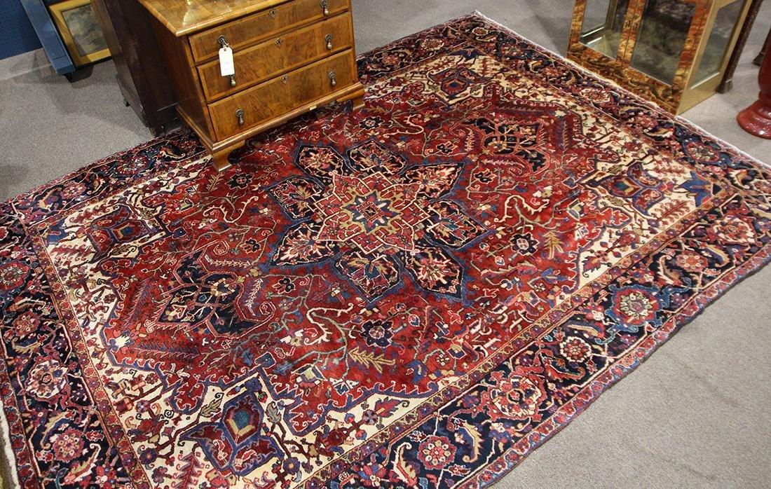 Persian Heriz carpet - 2