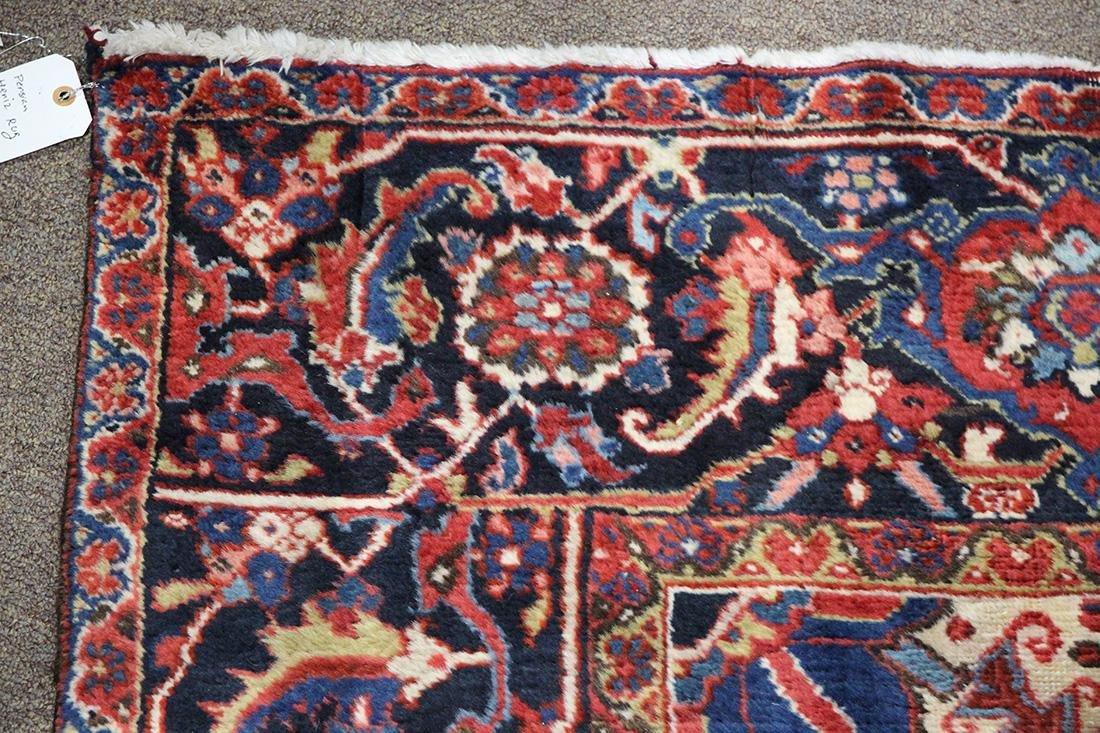 Persian Heriz carpet - 4