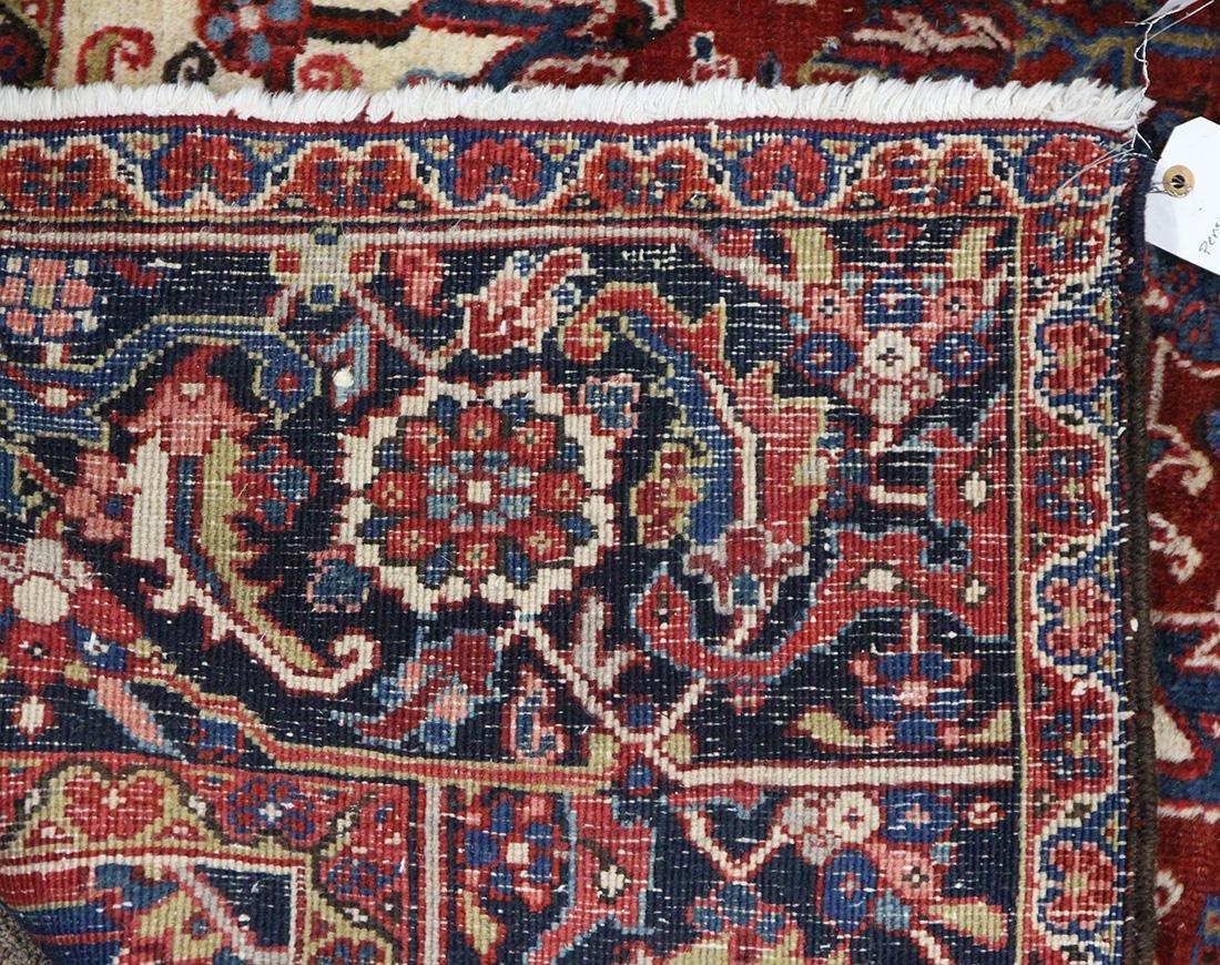 Persian Heriz carpet - 5