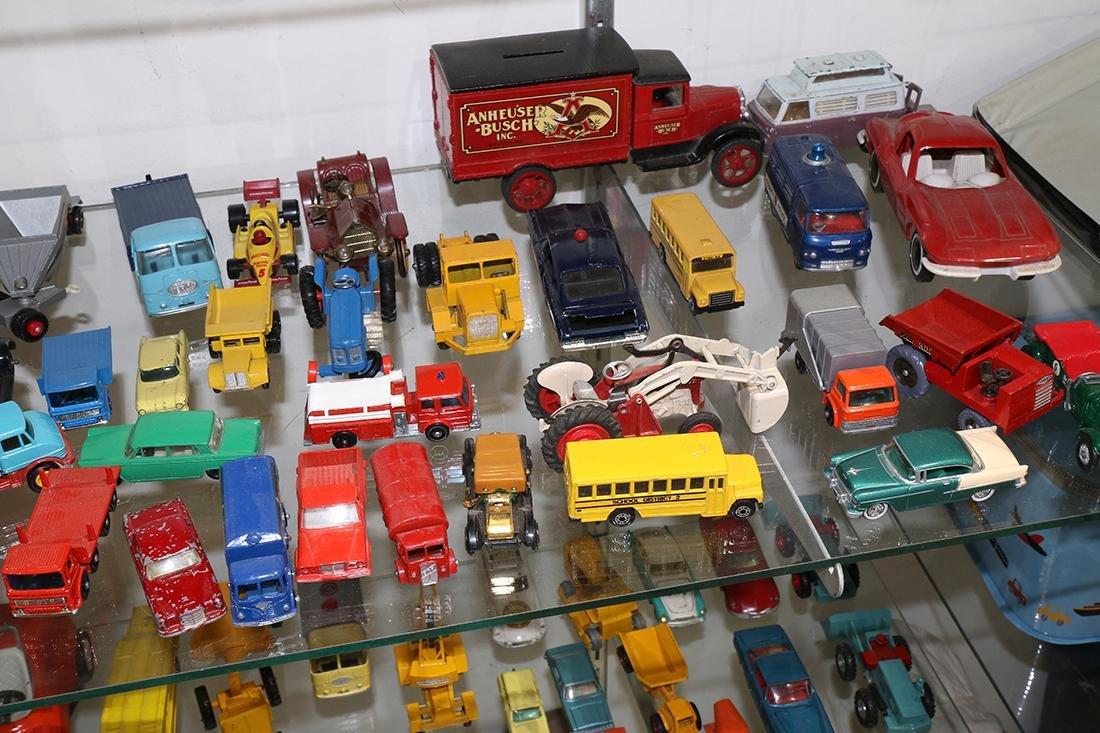 Assorted model cars, makers include Matchbox, Corgi, - 2