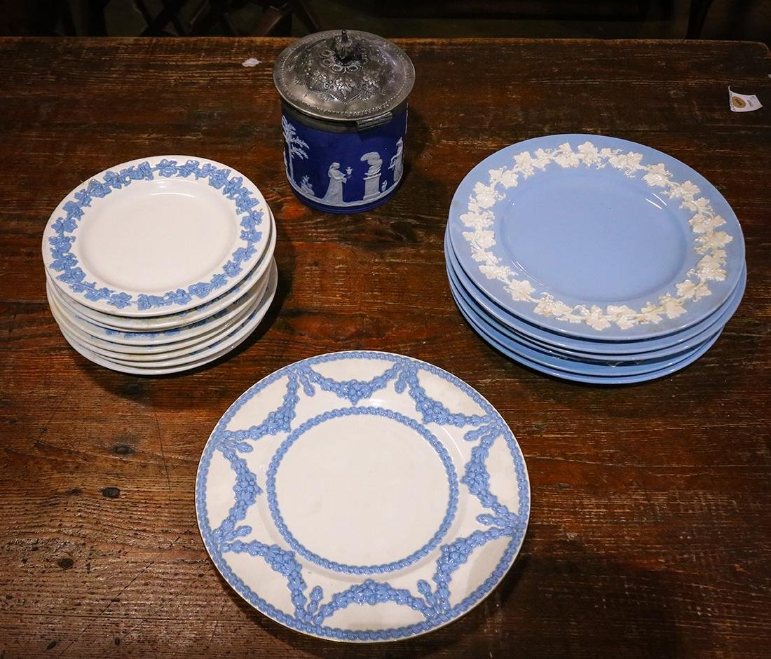 Collection of assorted Wedgwood including dessert