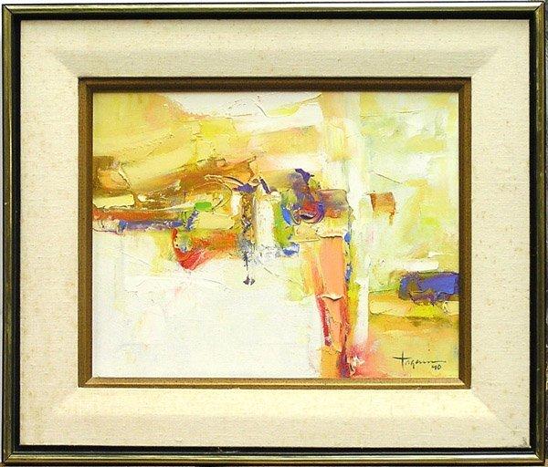 2005: Painting Tagami Abstract
