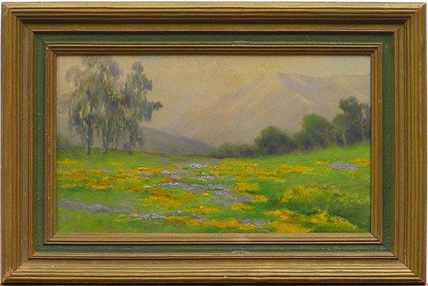 2008: Painting Landscape Vance California