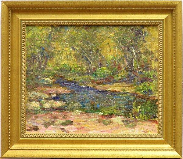 2009: Painting Santa Barbara Dominique