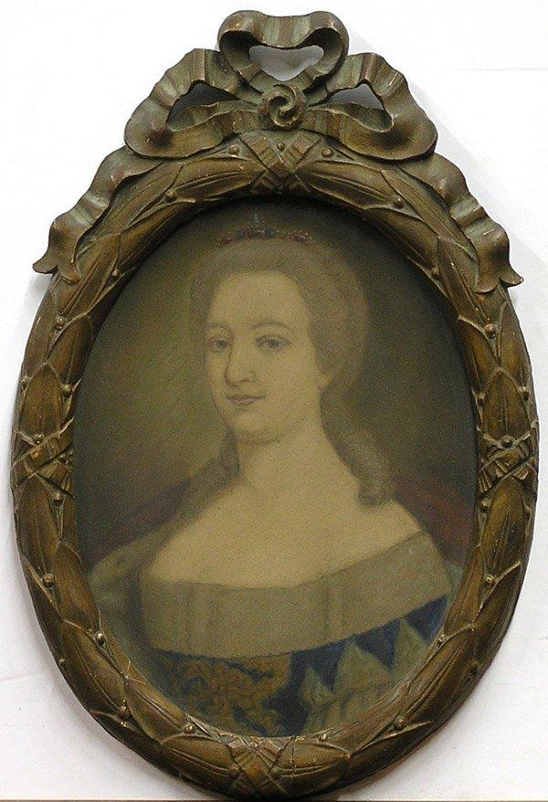 2011: Pastels Portraits European 19th C.