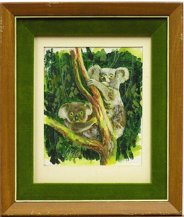 2012: Paintings Jake Lee Californian