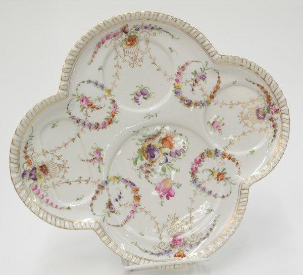 2013: Dresden porcelain tray