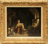 Painting, 18th Century French School