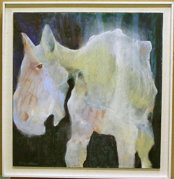 4353: Painting Mel McCuddin