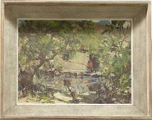 6263: Painting, Burt Procter, Californian