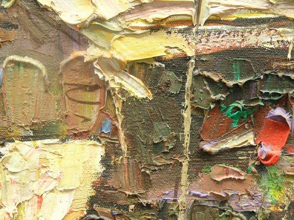 6581: Painting Sujarit Hirankul Thai Asian - 4