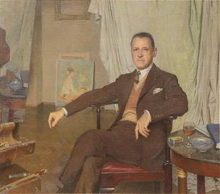 Painting, American School (20th century)