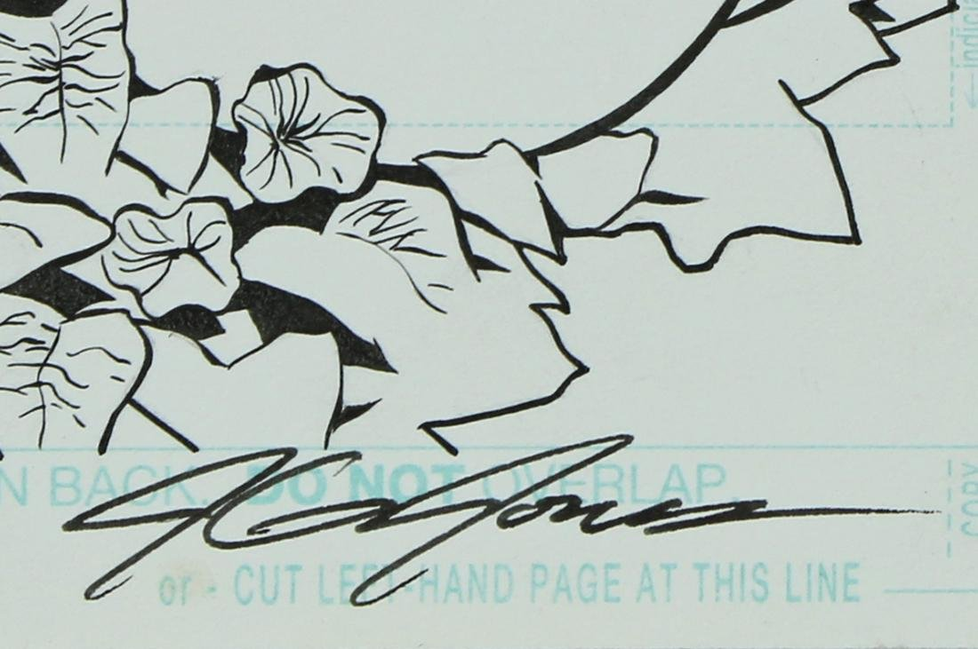 Comic Book Illustration, JG Jones, Marvel Boy - 4