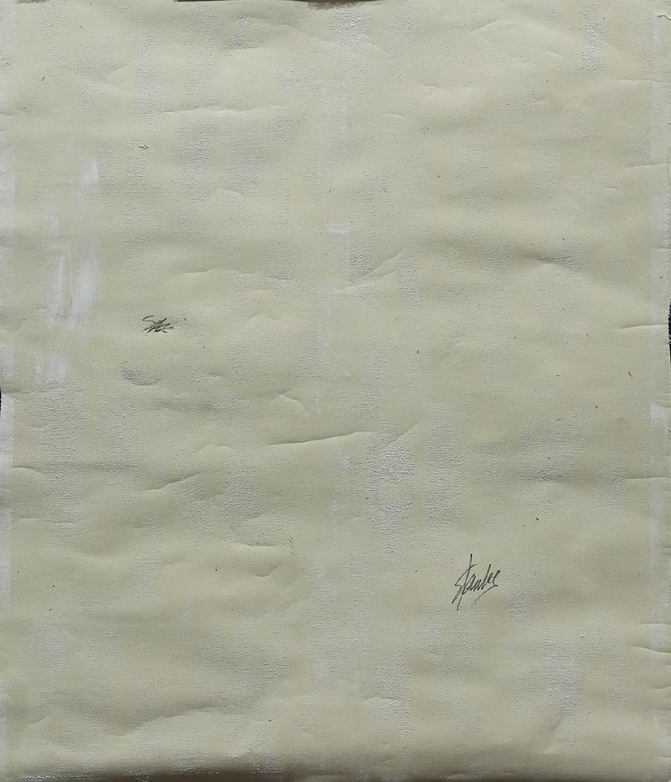 Painting, Steve Kaufman, Spiderman - 2