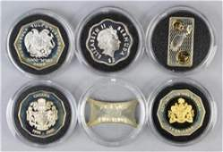 """The Royal Mint 2000 Millennium """"The Masterpiece Coin"""