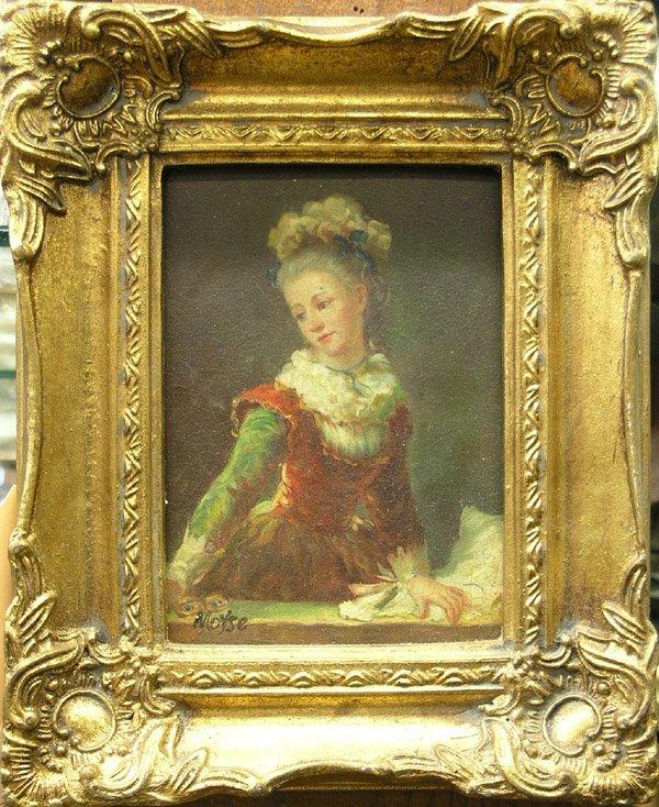 2: Painting, Moyse, European