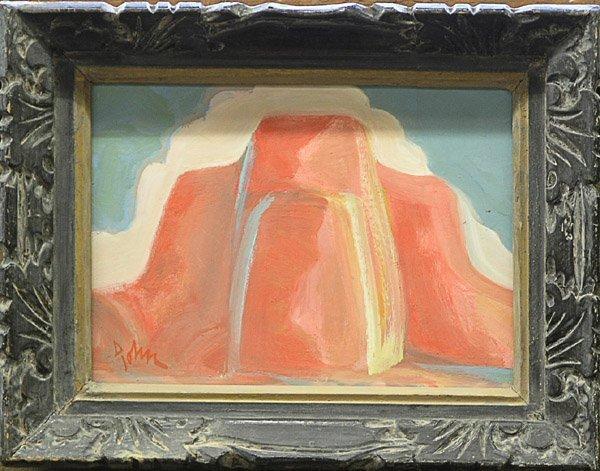 5: Painting, John Hunter, Californian