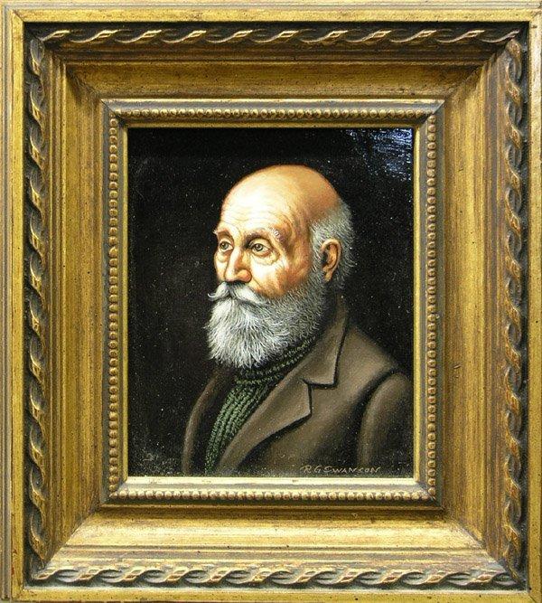 8: Painting Portrait Swanson