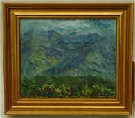 6193 John Dominique oil painting American