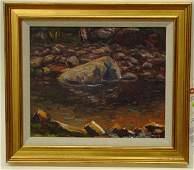 6194 John Dominique oil painting American