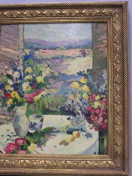 4004: B. Ward Floral Still Life