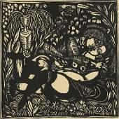 Print, Raoul Dufy, L'Amour