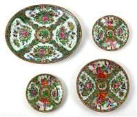 Chinese Rose Medallion Export Porcelain
