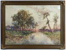 Watercolor, Hugo Anton Fisher