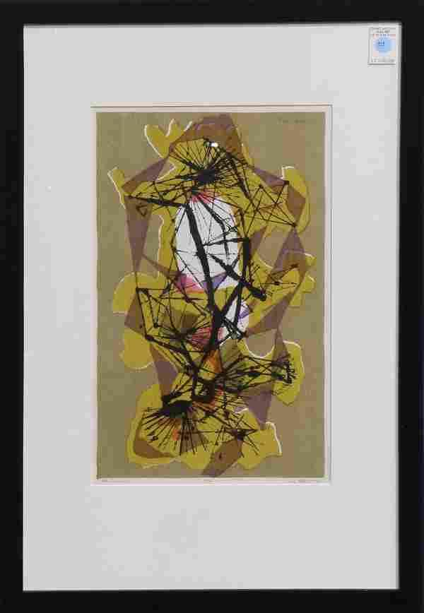 Print, Dorr Bothwell