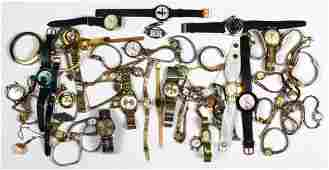 Collection of watches