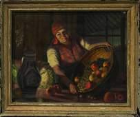 Painting, Edmund Schmidt