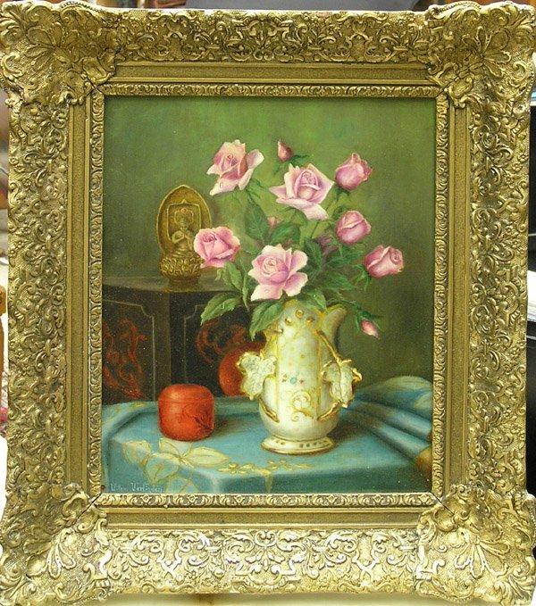 6001: Painting, Willem Verlinden, Dutch