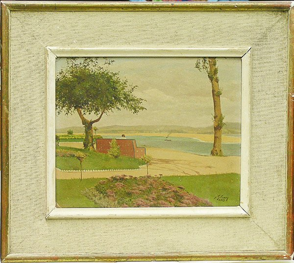6002: Painting, Andres Setuain, European