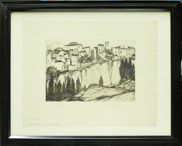 6003: Print, Max Kuehne, American