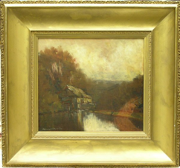 6007: Painting, Willison, American