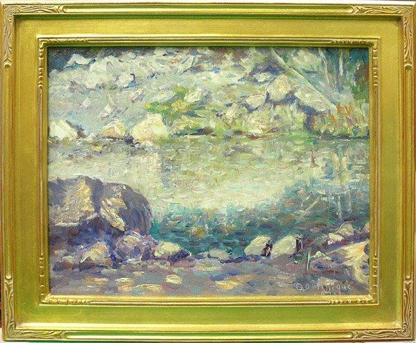 6009: Painting John Dominique Californian