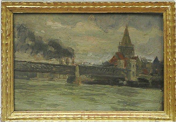 6011: Painting, Goltz, European, Landscape