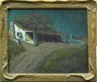 6196: Painting, Nocturne, Landscape