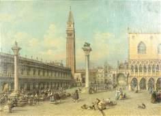 Painting, Follower of Francesco Lazzaro Guardi