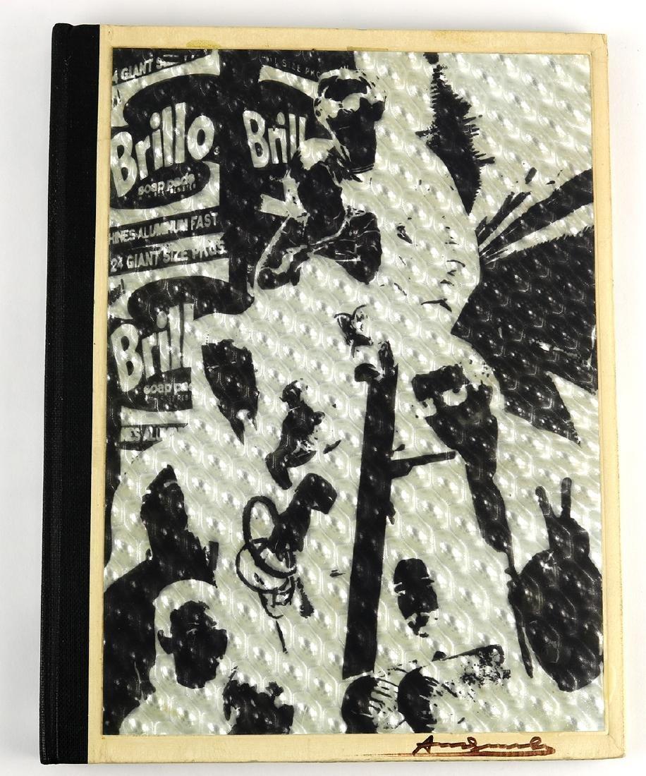 Index Book, Andy Warhol