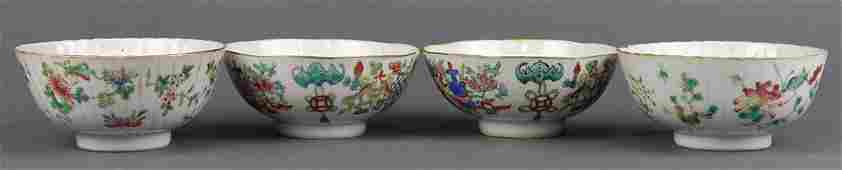 Chinese Porcelain Bowls TreasuresFlowers