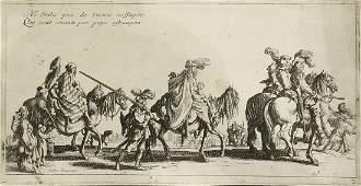 Print, Jacques Callot