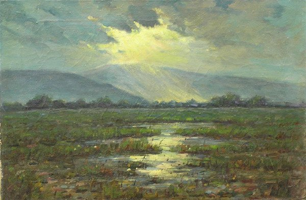 1: Painting, European, Impressionist