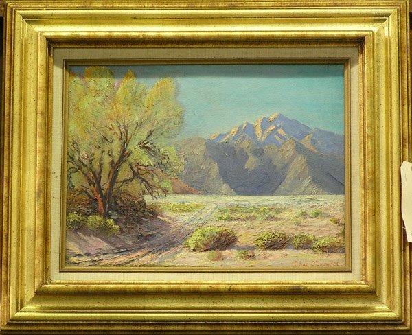 9: Charles O'Connell Desert Landscape