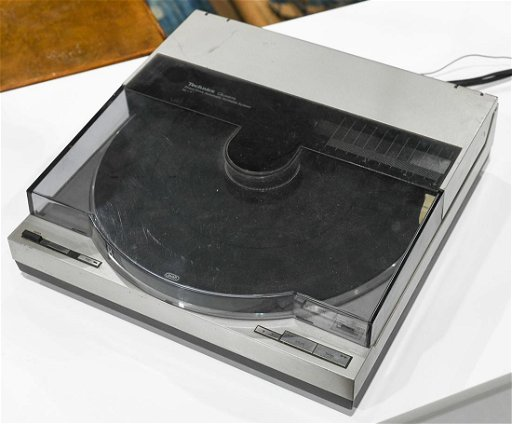 Technics model SL-7 direct drive automatic turntable