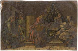 Painting ItalianFlorence School 18th century